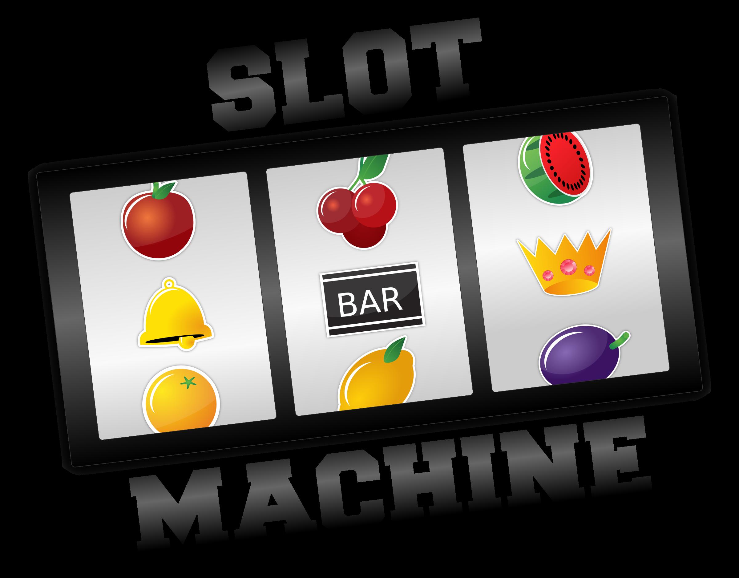 Spelautomaterna